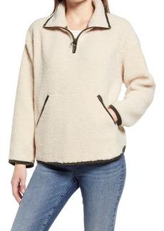 Women's Barbour Wildsmith Fleece Pullover
