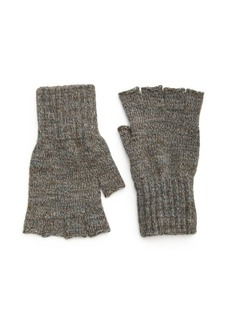 Barbour Wool Fingerless Gloves