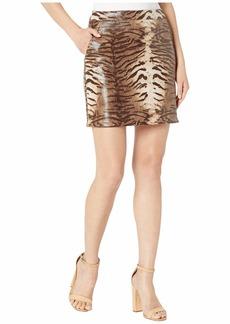 Bardot Alexis Animal Skirt
