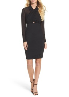 Bardot Allure Sheath Dress
