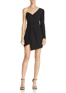 Bardot Anja One-Shoulder Dress