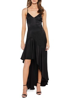 Bardot Arella Satin Gown