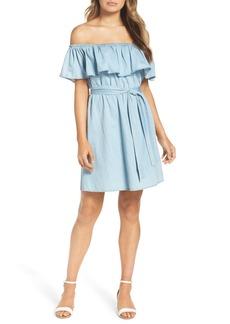 Bardot Asha Off the Shoulder Dress