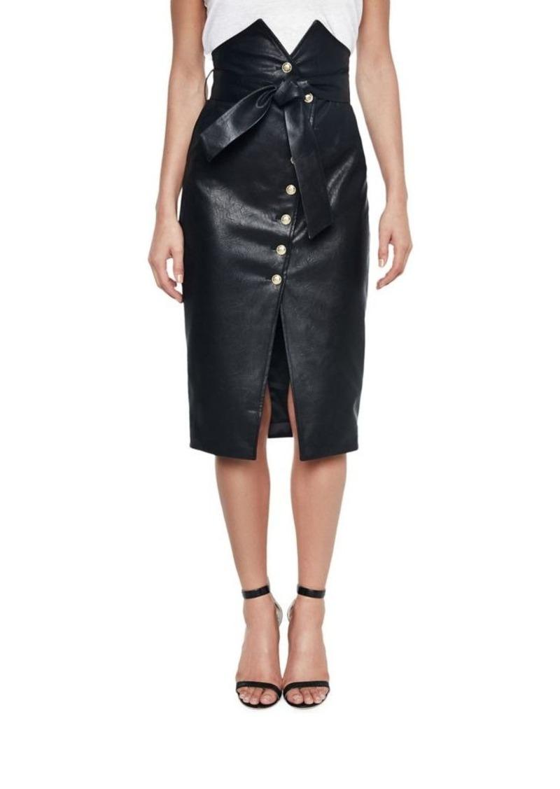 b0ab502e6 Asymmetrical Skirt