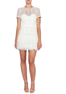 Bardot Ava Lace Minidress