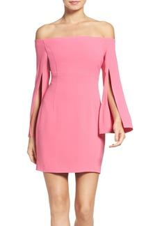 Bardot Ava Off the Shoulder Dress