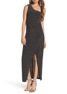 Bardot Avril One-Shoulder Maxi Dress