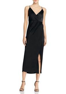 Bardot Bella Split Wrap Midi Dress - 100% Exclusive