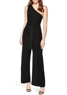 Bardot Bellini One-Shoulder Jumpsuit
