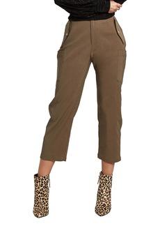 Bardot Belted Cargo Pants