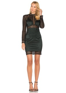 Bardot Bey Lace Dress in Green. - size Aus 10 / US S (also in Aus 12 / US M,Aus 8 / US XS)