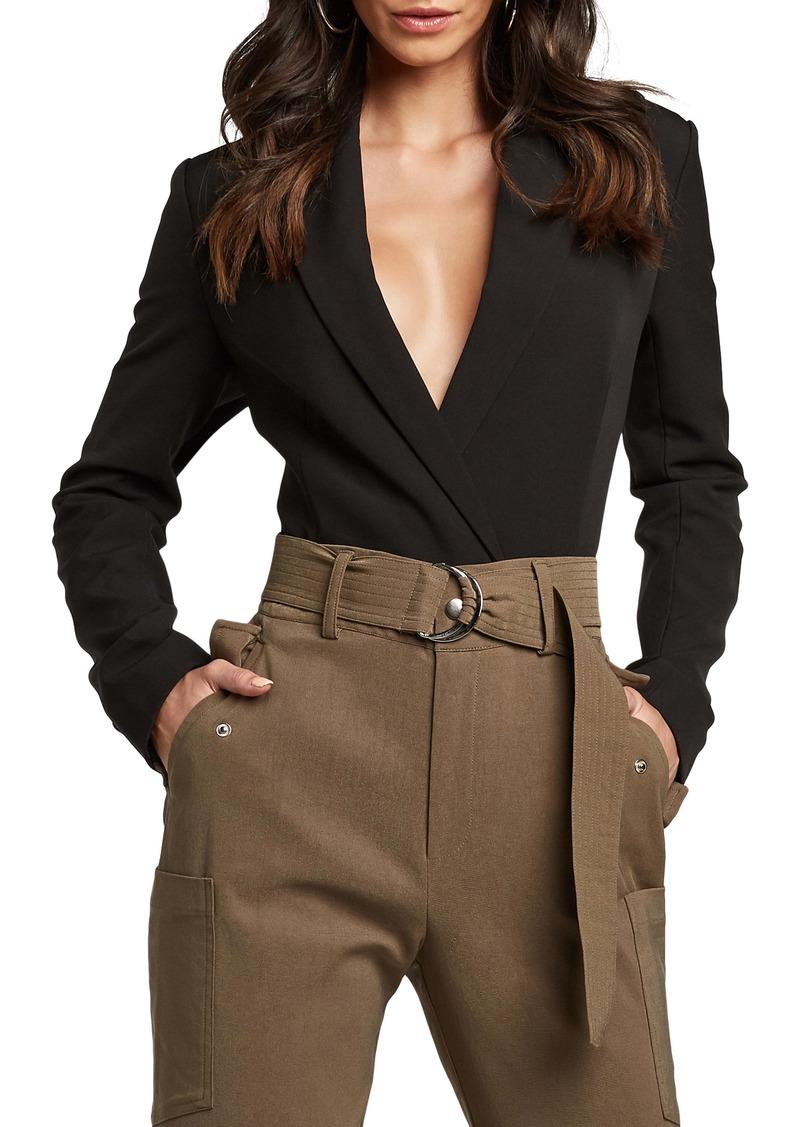 Bardot Blazer Bodysuit