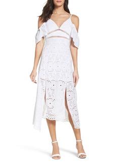 Bardot Camila Midi Dress