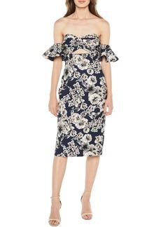 Bardot Casey Off the Shoulder Dress