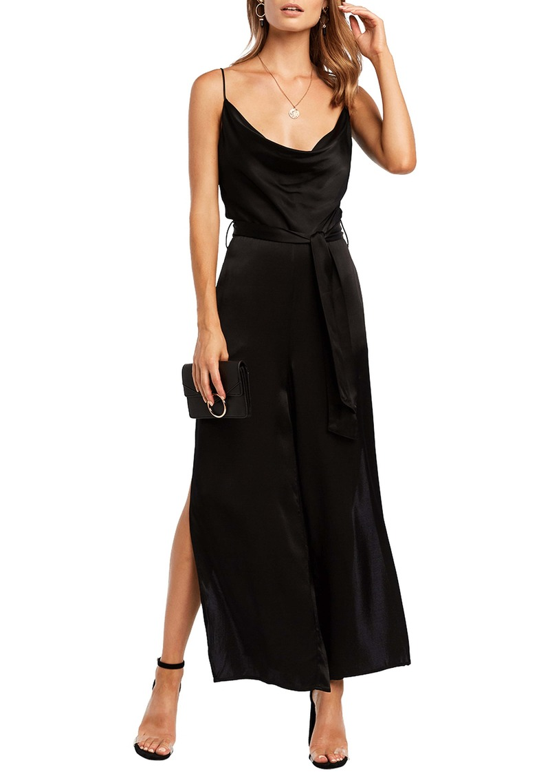 Bardot Cowl Neck Jumpsuit