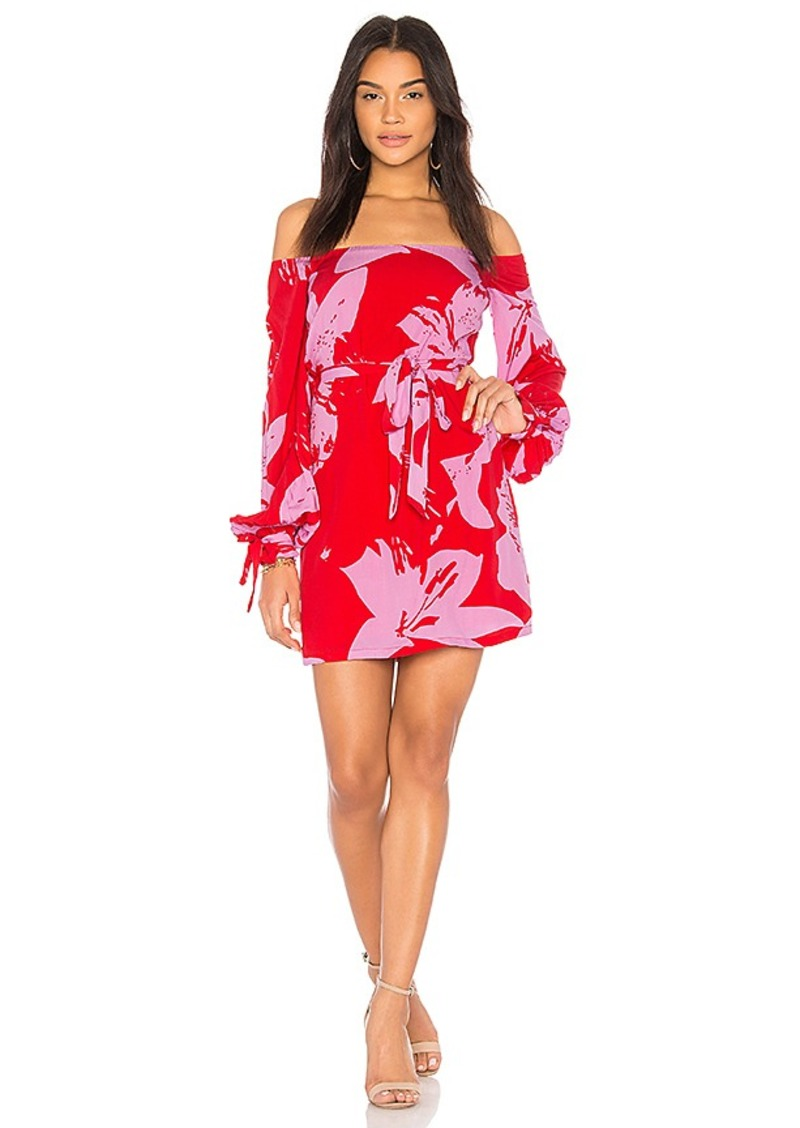 Kira Dress in Red. - size Aus 10 / US S (also in Aus 12 / US M,Aus 14 / US L,Aus 8 / US XS) Bardot