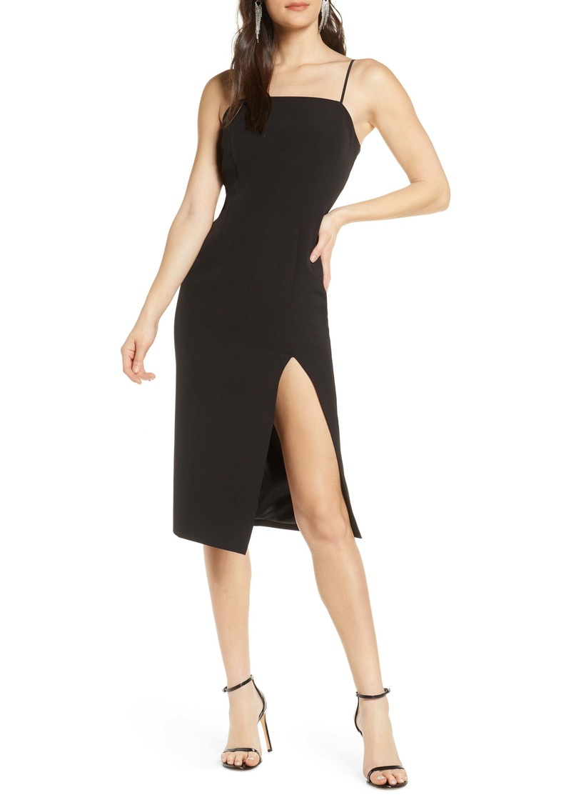 Bardot Eliana Knee Length Cocktail Dress