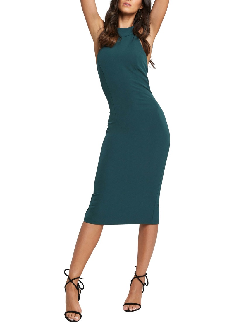 Bardot Elsy Backless Cocktail Dress