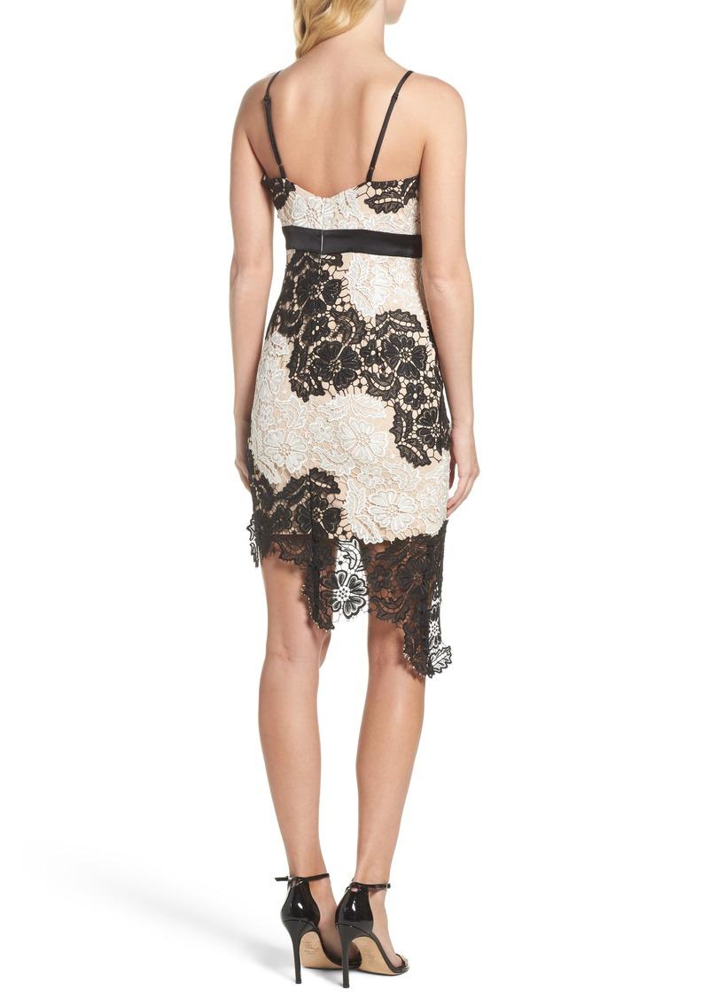 Bardot Bardot Eve Lace Sheath Dress Dresses