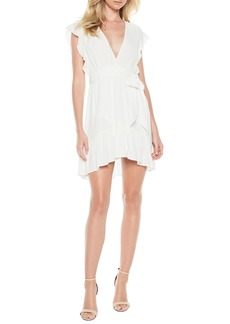 Bardot Everitt Tie Waist Minidress