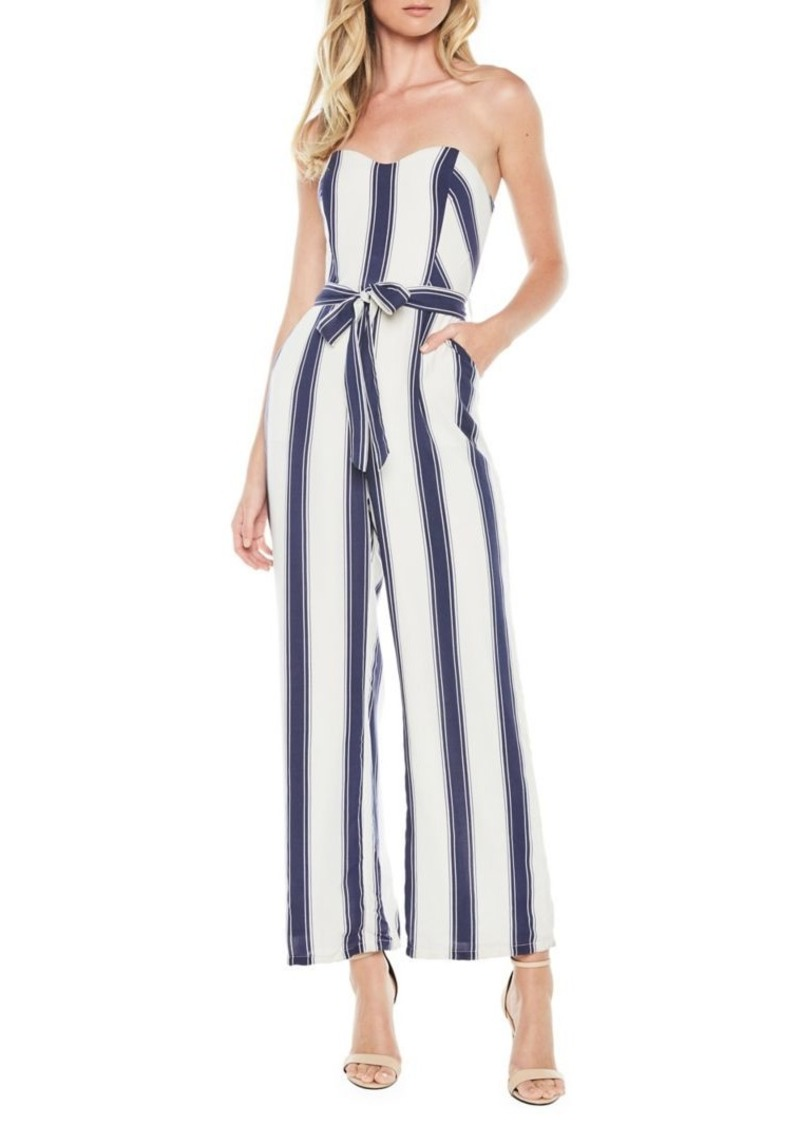 9b1bc95f7bd8 Bardot Bardot Evie Stripe Jumpsuit