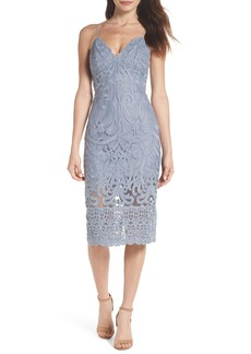 Bardot Gia Lace Pencil Dress
