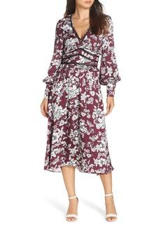 Bardot Jolie Print Midi Dress