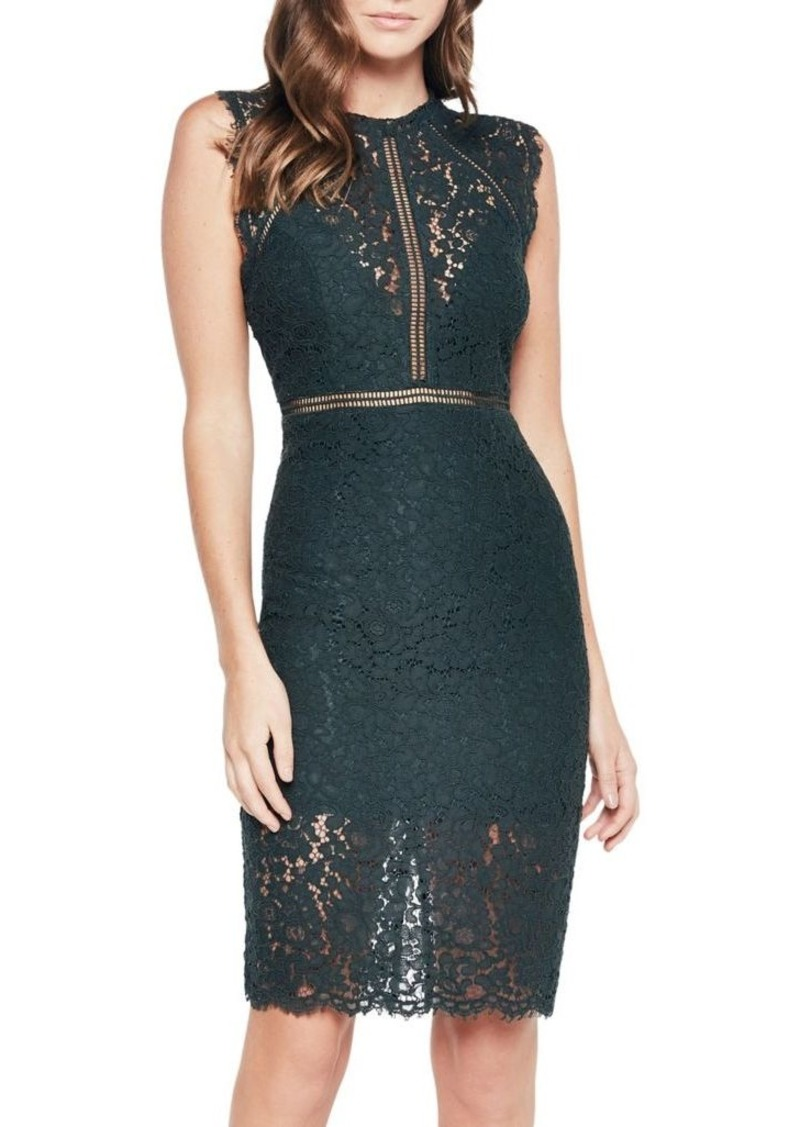 0aab2cc18983 Bardot Bardot Lace Panel Dress