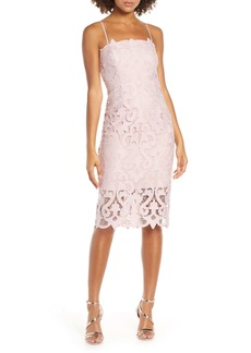 Bardot Lina Lace Sheath Dress