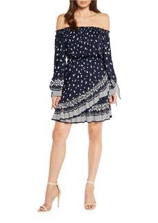 BARDOT Lopez Off-the-Shoulder Dress