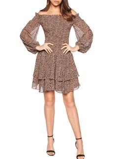 Bardot Lucienne Off the Shoulder Tiered Dress