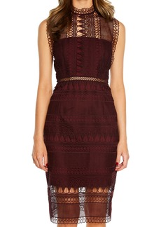 Bardot Mariana Lace Body-Con Dress (Nordstrom Exclusive)