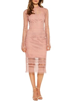 Bardot Mariana Lace Dress