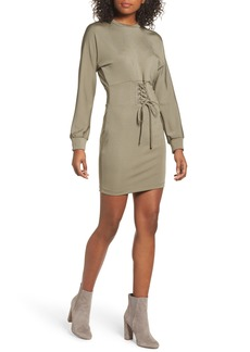 Bardot Mila Corset Body-Con Dress