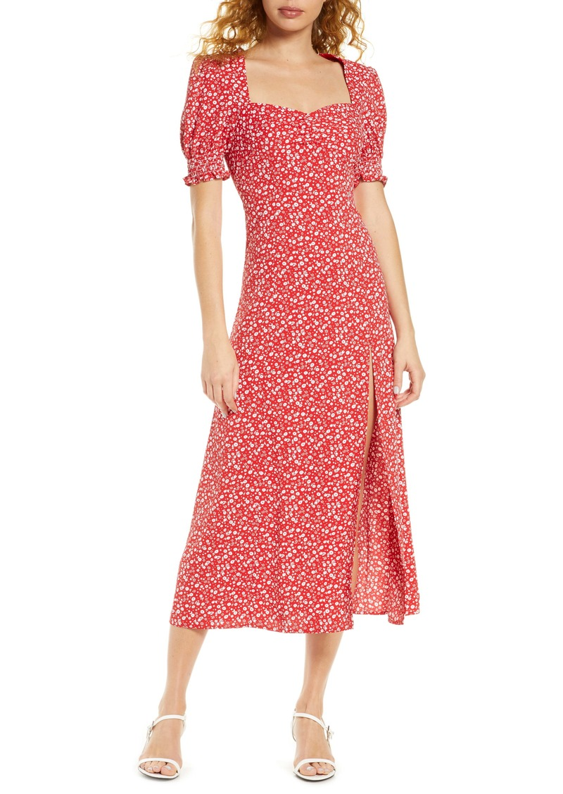 Bardot Millie Floral Print Dress