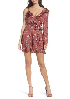 Bardot Milly Wrap Dress