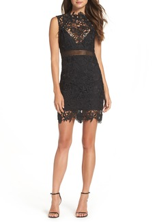 Bardot Paris Lace Body-Con Dress