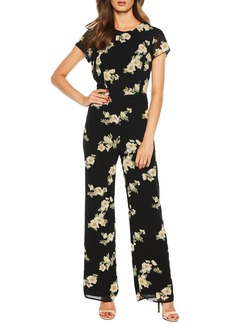Bardot Rina Floral Jumpsuit