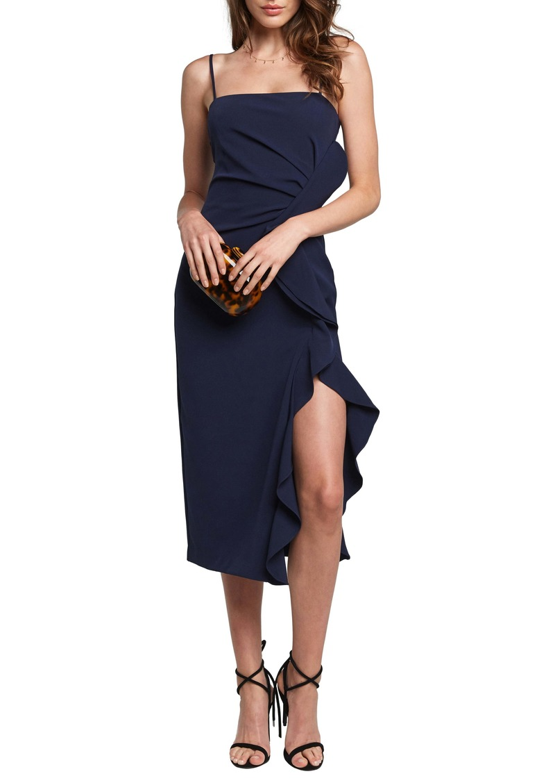Bardot Rona Sleeveless Midi Dress