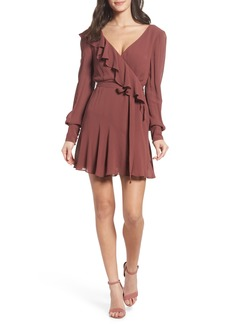 Bardot Rosie Ruffle Dress