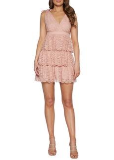 Bardot Roxie Lace Party Minidress