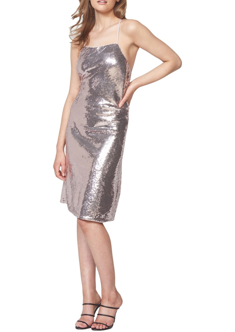 Bardot Sequin Slipdress