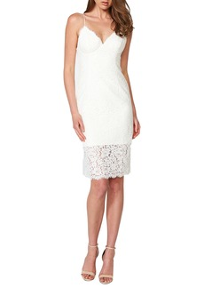 Bardot Sienna Lace Cocktail Dress