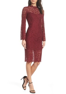Bardot Sienna Lace Cocktail Dress (Nordstrom Exclusive)
