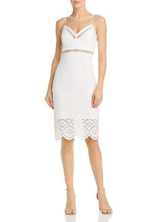Bardot Sofia Eyelet Sheath Dress - 100% Exclusive