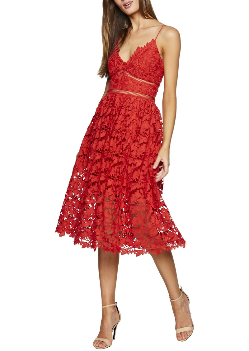 Bardot Sonya Lace Cocktail Dress