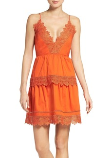 Bardot Sophia Peplum Dress