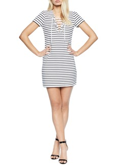 Bardot Stripe Shift Dress