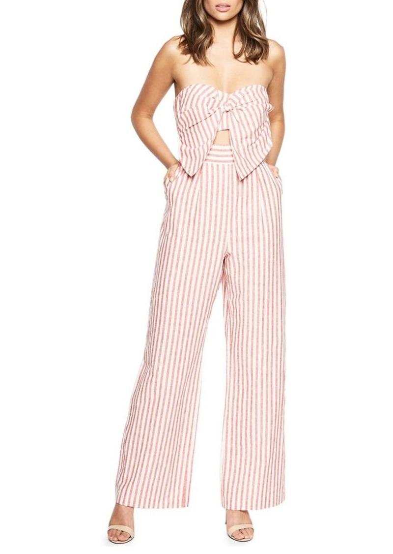 db36266d4187 SALE! Bardot Bardot Summer Striped Jumpsuit