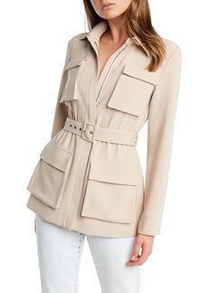 Bardot Tailored Safari Jacket